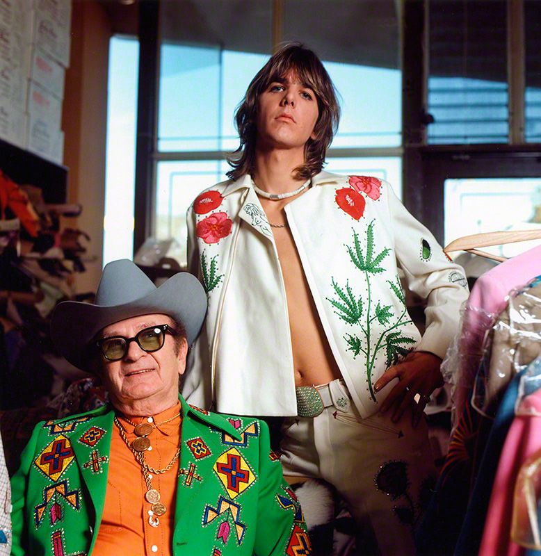 Dick and julie pope gram parsons