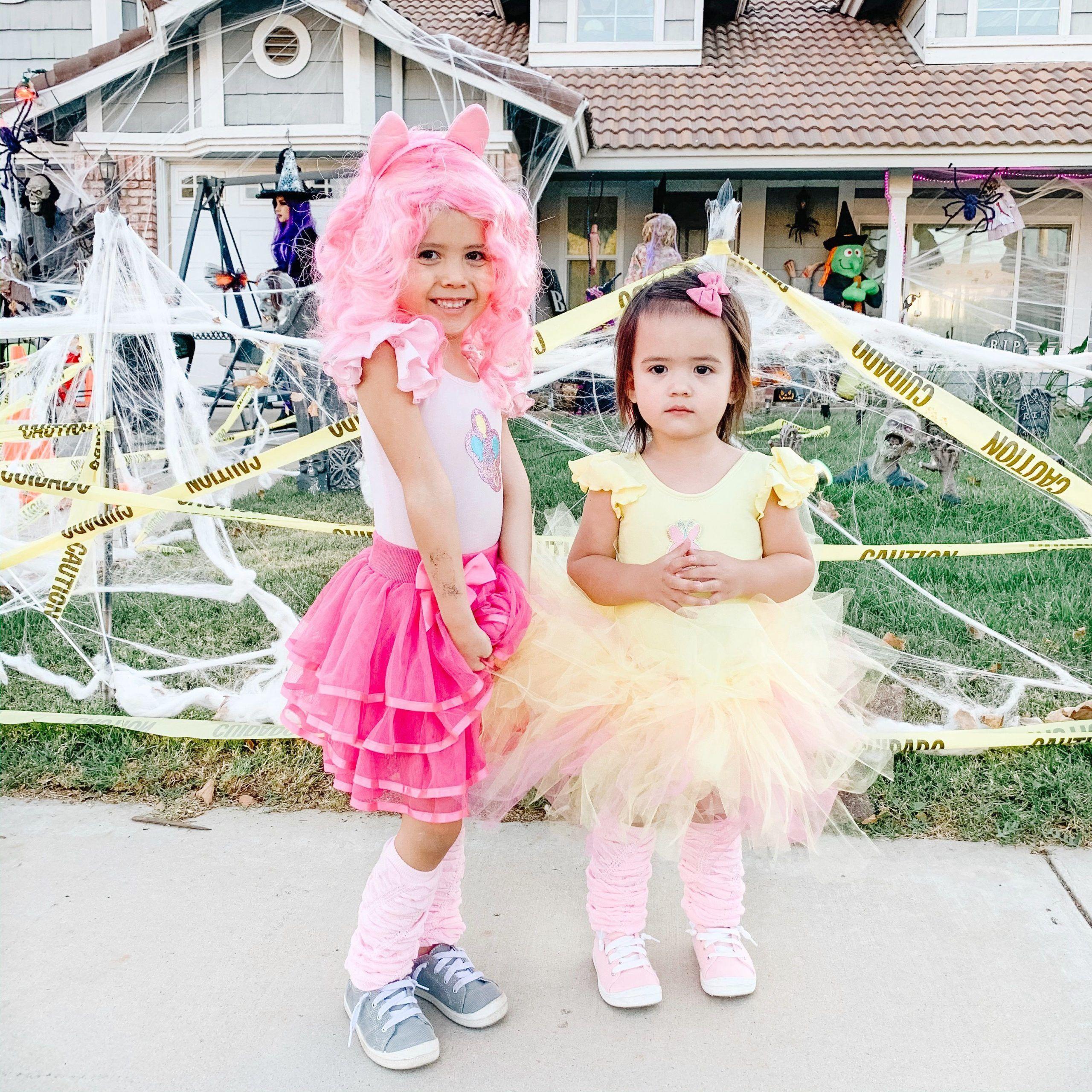 Pinkie Pie + Fluttershy Kostüme#fluttershy #kostüme #pie #pinkie