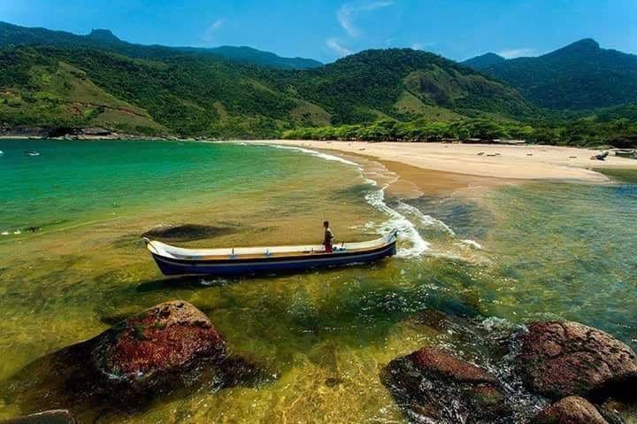 Praia Do Bonete - Ilhabela/SP