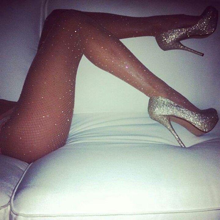 Love the stockings too