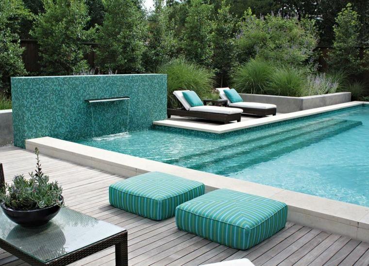 Aménagement piscine - 100 piscines de design contemporain Pool