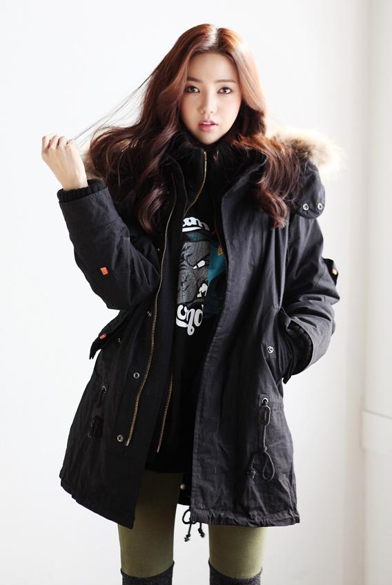 korean winter fashion korean fashion korean fashion. Black Bedroom Furniture Sets. Home Design Ideas