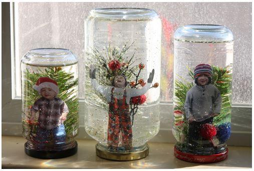 cadeaux cr atifs pour mamie et papi grands parents boules neige et la boule. Black Bedroom Furniture Sets. Home Design Ideas