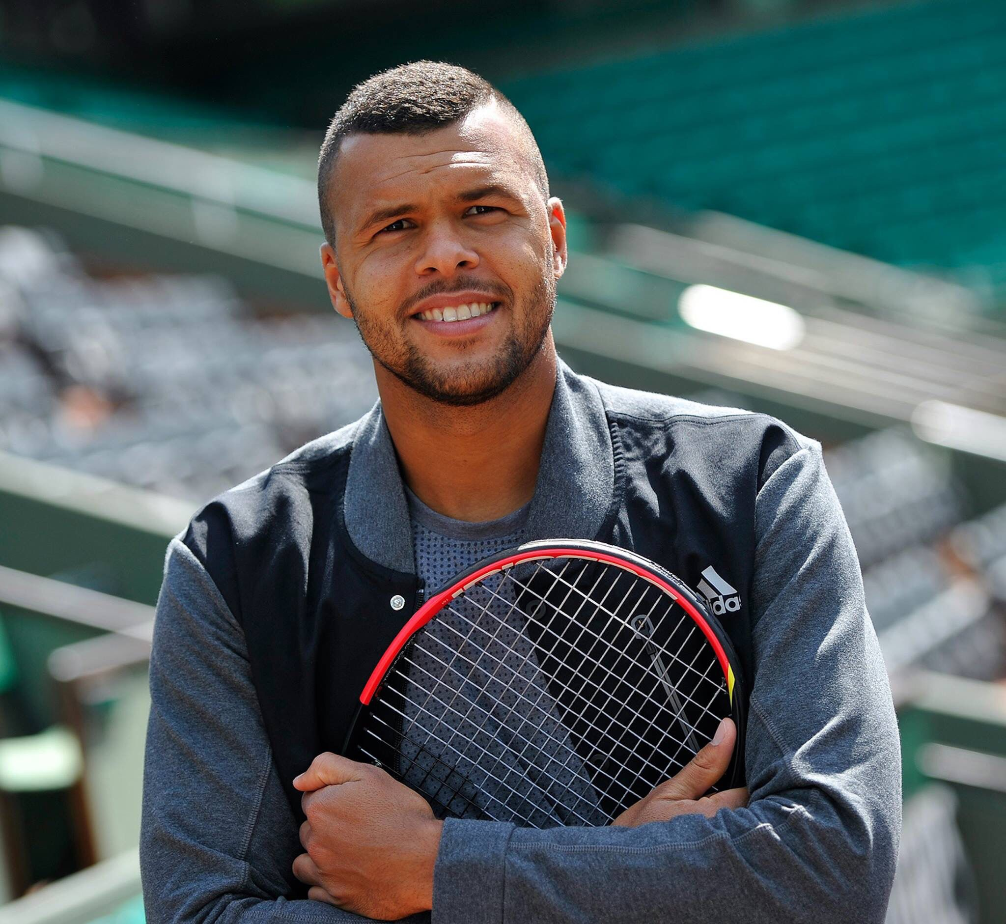 Tsonga (With images) Tennis, Tennis racket, Sports