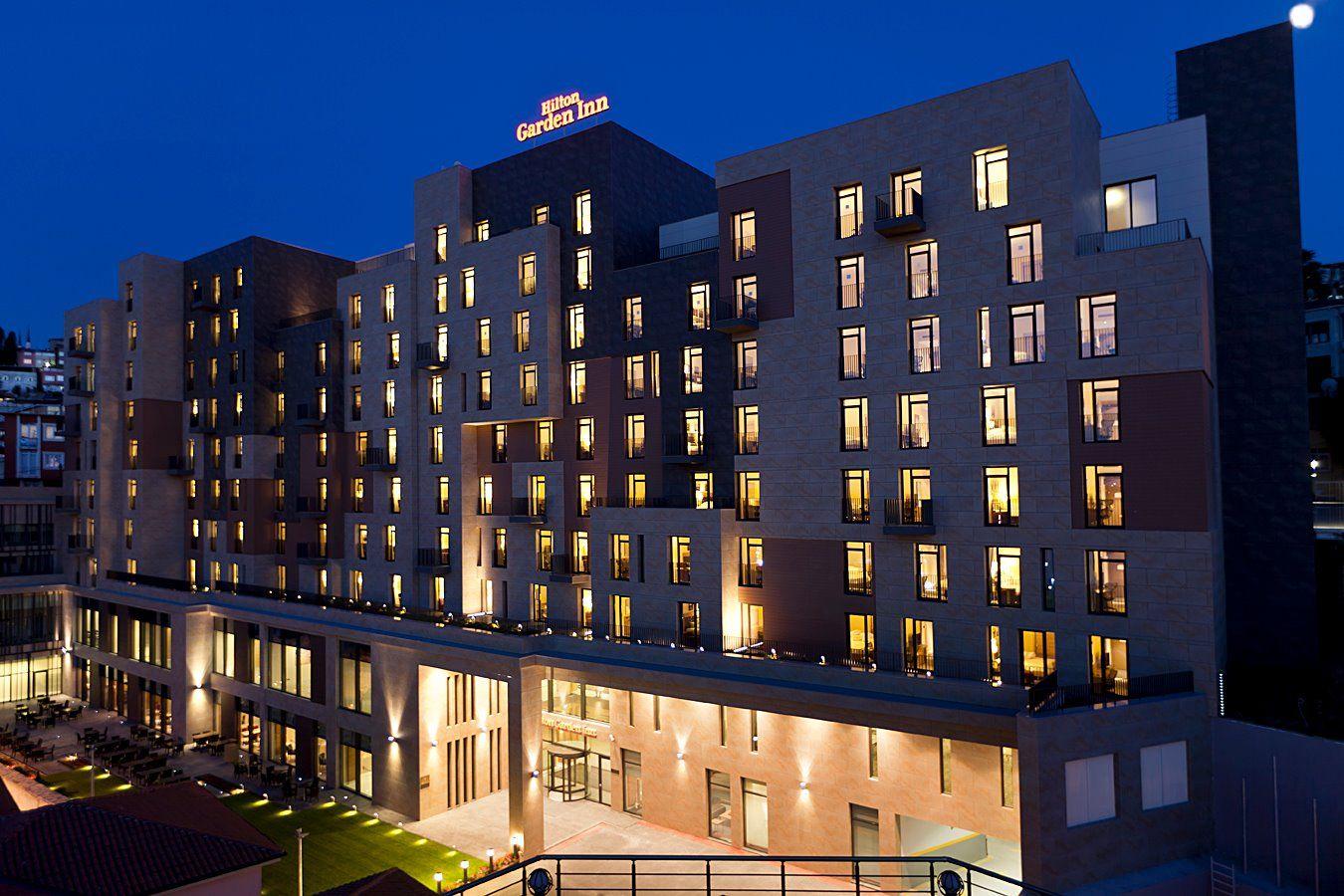 Welcome To Hilton Garden Inn Istanbul Golden Horn Turkey Located