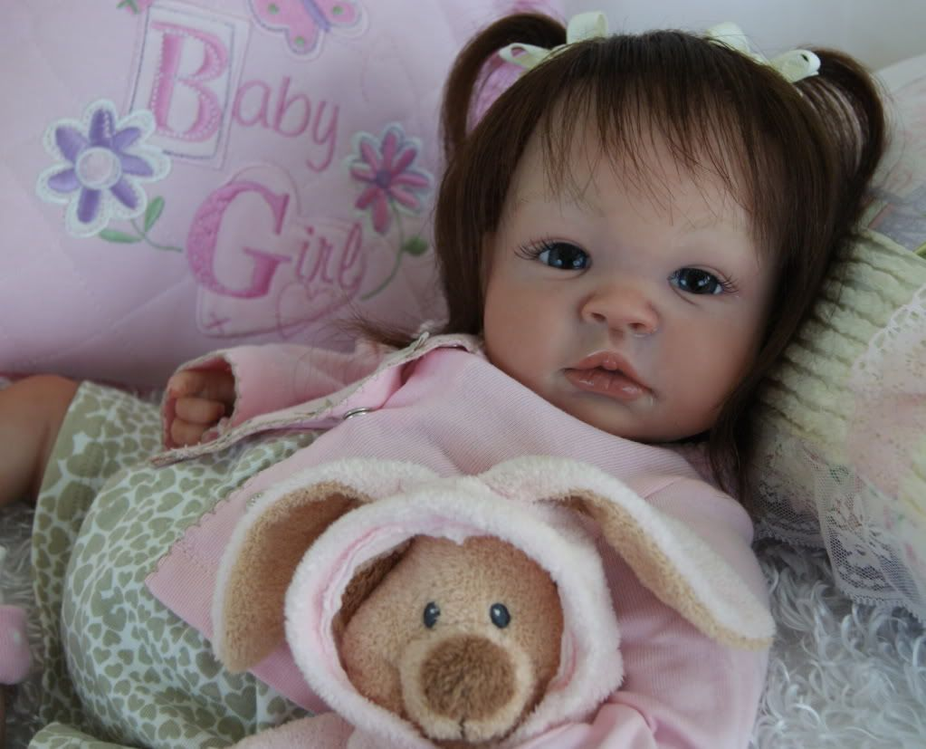 Reborn Baby Doll Daphne Joy Shyann By Alaina Peterson ...