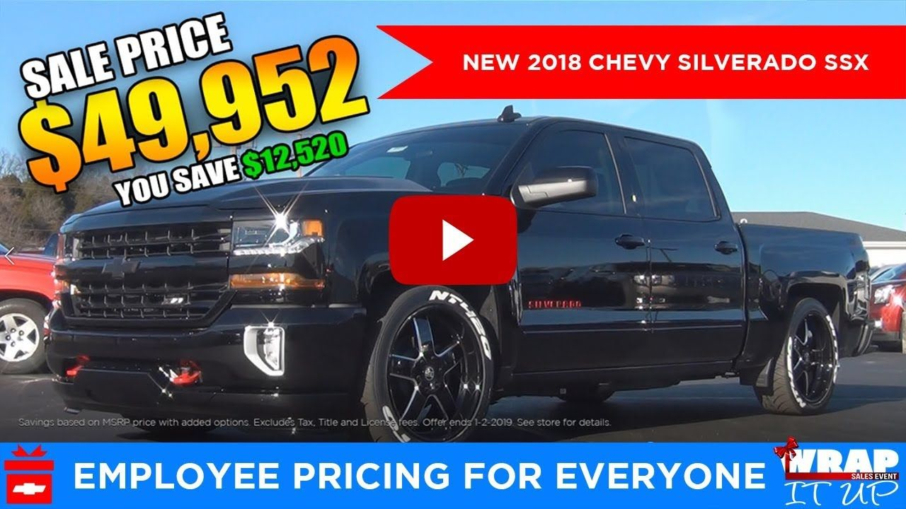 Lowered 2018 Chevy Silverado Ssx St Louis Missouri 2018 Chevy