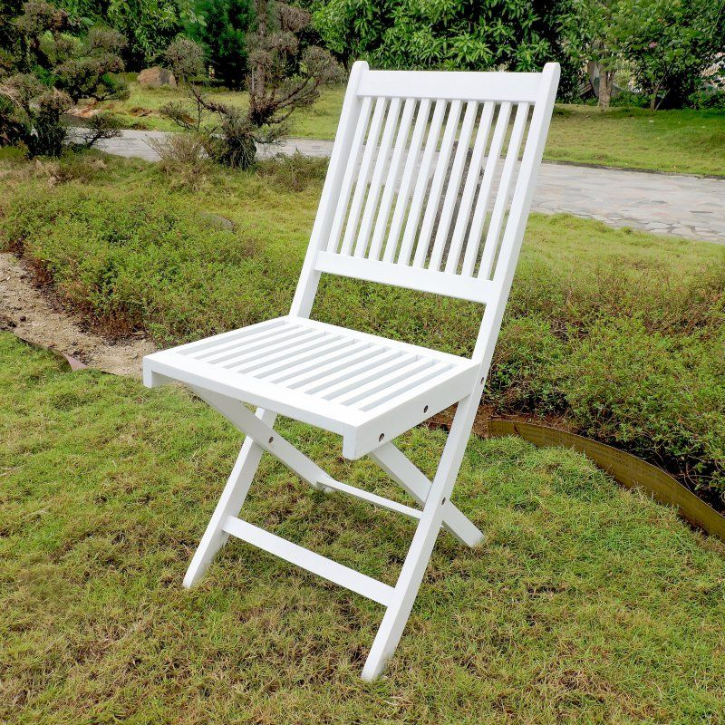 Awe Inspiring Outdoor International Caravan Royal Fiji Acacia Folding Evergreenethics Interior Chair Design Evergreenethicsorg