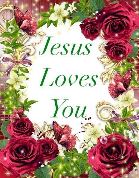Nice ❤️Jesus Loves You