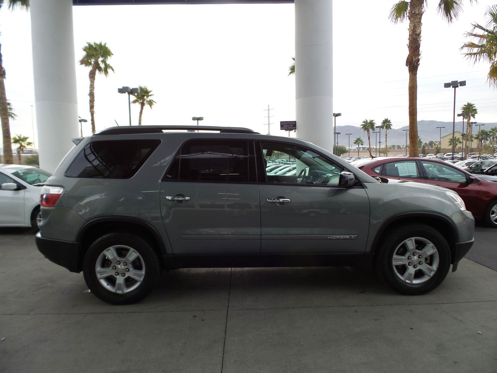 2007 gmc acadia sle in las vegas nv 12497761 at carmax com