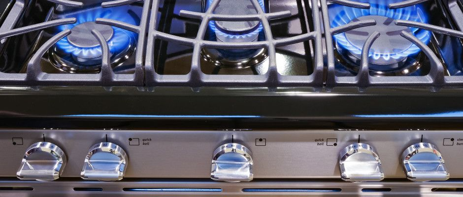 Love Cooking With Gas Then You Ll Love This Range Gas Range Review Frigidaire Gallery Cooktop