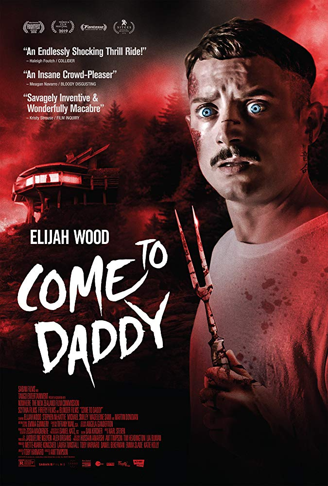 Latest Posters in 2020 Daddy movie, Elijah wood, Daddy