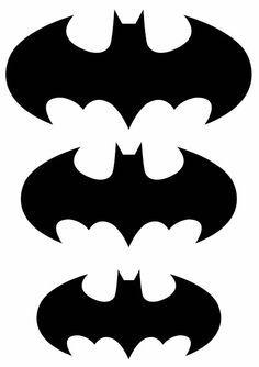 8 Best Small Batman Logo Printable