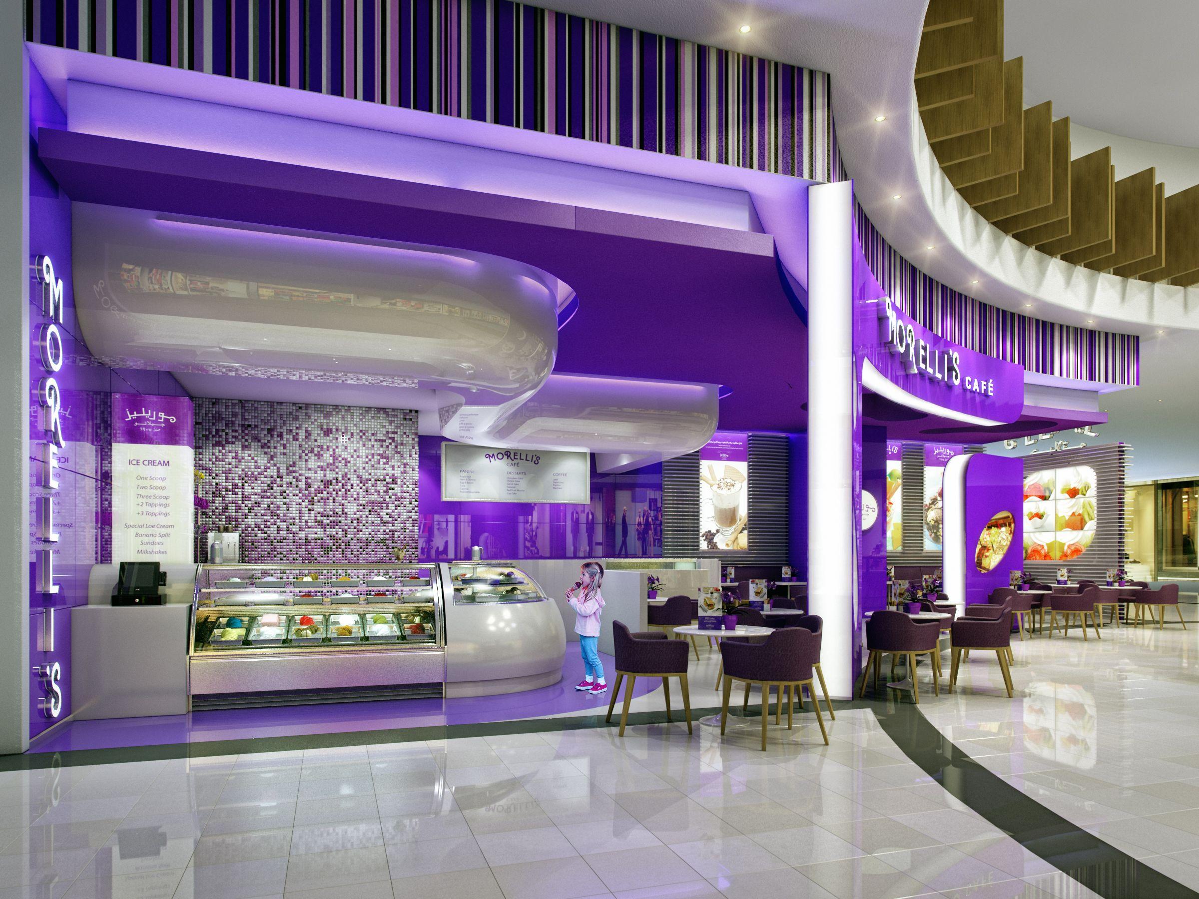 Mobili Morelli ~ Morelli s gelato bahrain city centre alma prid design