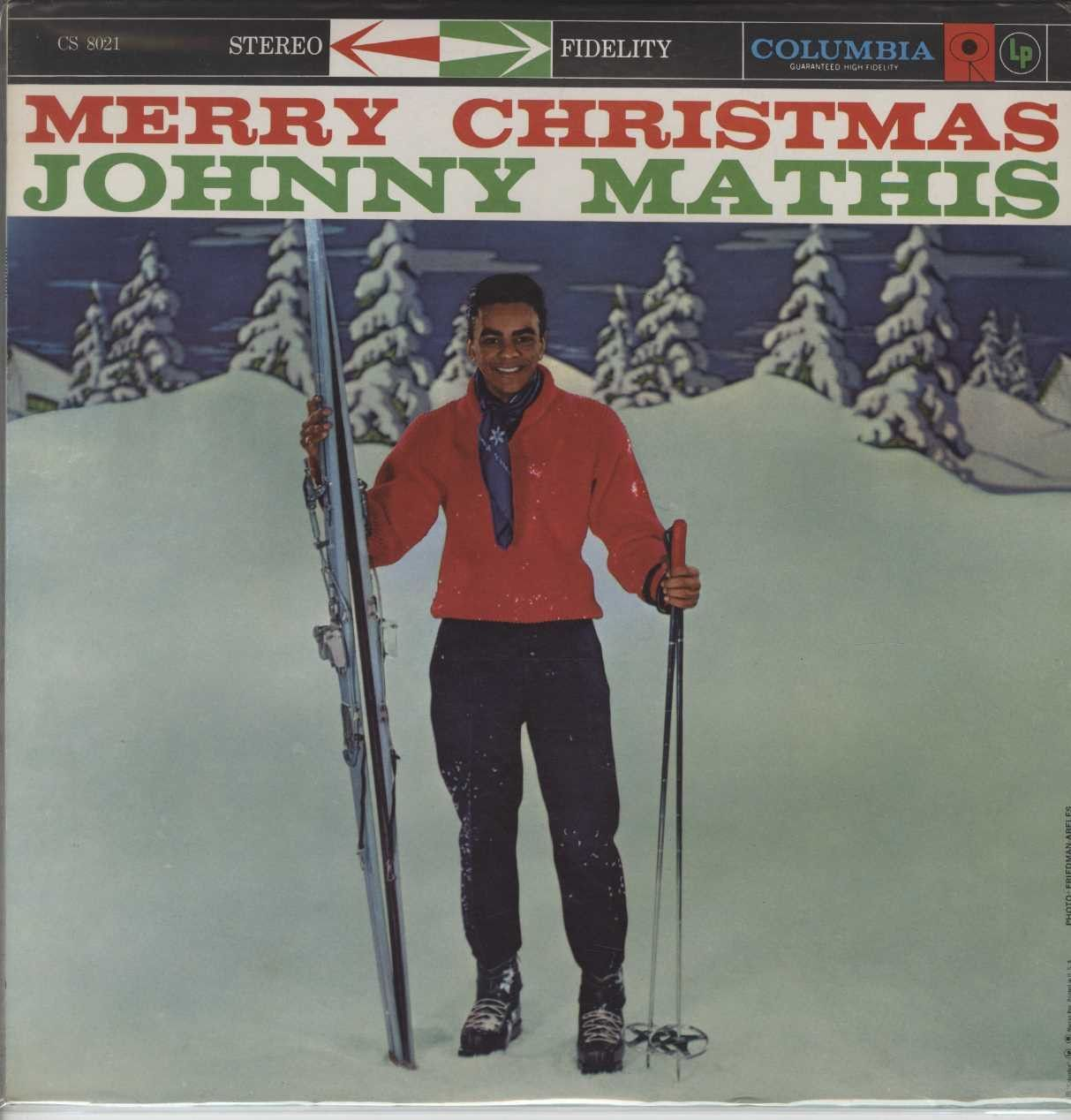 Johnny Mathis - Merry Christmas in 2018 | Christmas CD\'s | Christmas ...