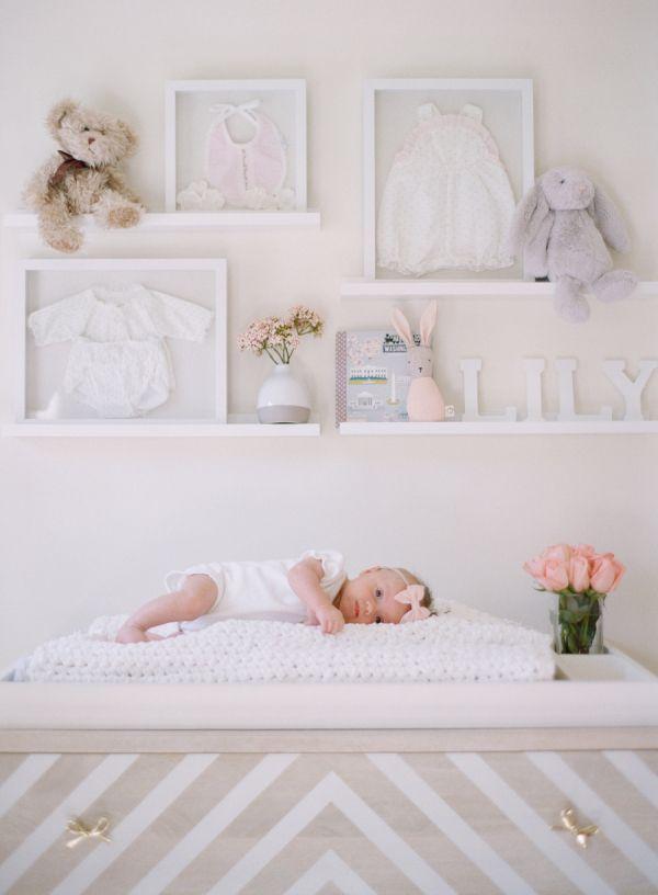 Best A Blushing Baby Nursery As Pretty As They Come Blush Nursery Girl Nursery 400 x 300