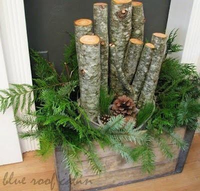 Photo of Cozy Rustic Farmhouse Winter Decor Ideas