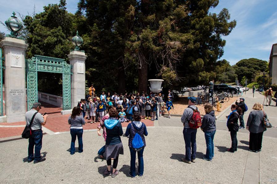UC Berkeley on | Verano