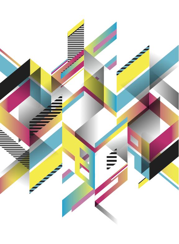Wired Magazine Uk By Fabio Sasso Via Behance Graphic Design Typography Geometric Nature Abstract Design