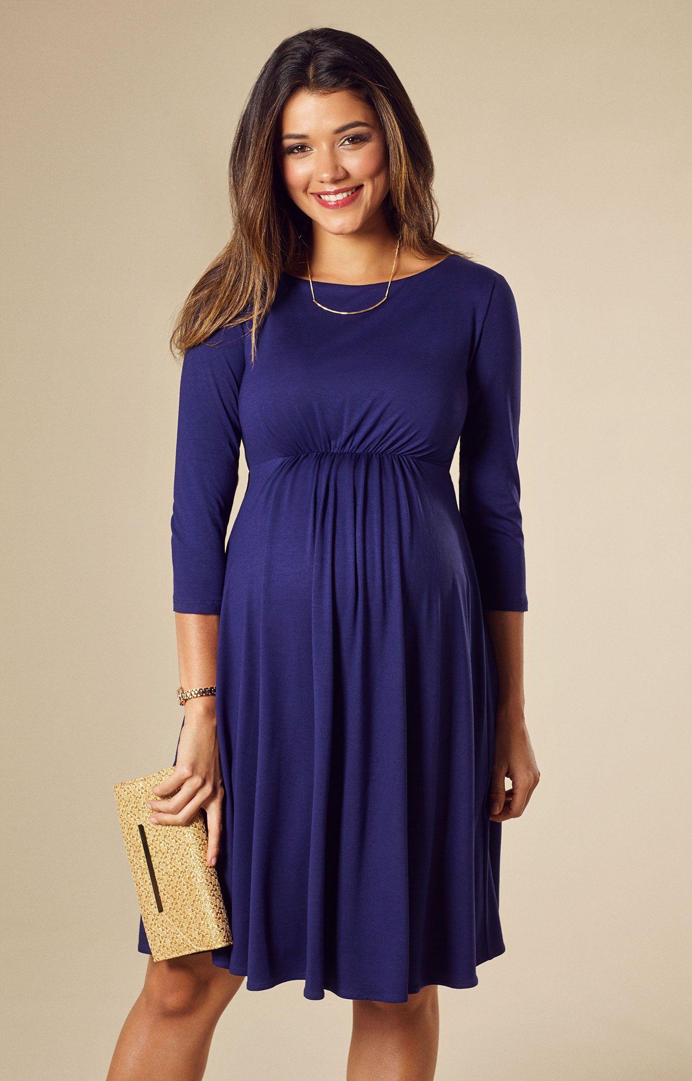 Royal blue lace dress styles  Cathy Dress  Tiffany rose Maternity dresses and Tiffany