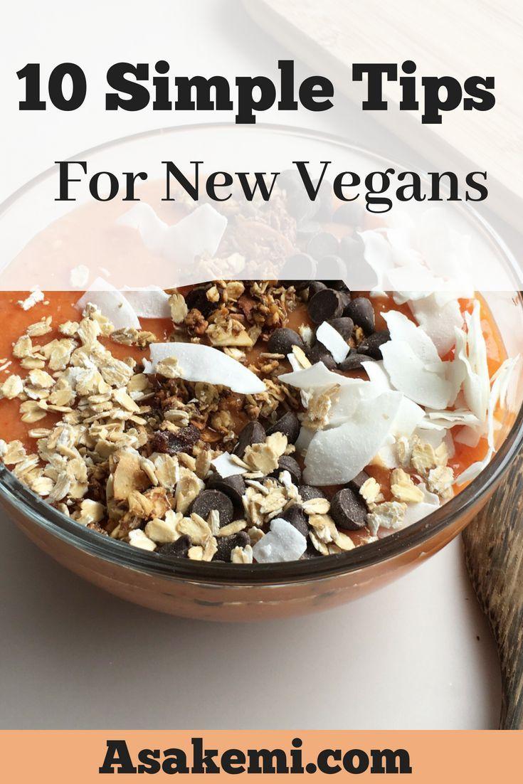 My Vegan Journey 10 Tips For New Vegans Bloggers
