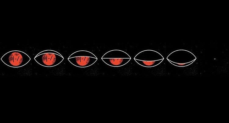 I Saw Someone S Theory Saying That Maybe The Eye Is Blurryface S