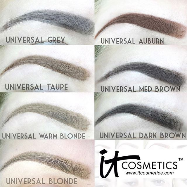 Pin By It Cosmetics On Its Your Brows Pinterest Eyebrow