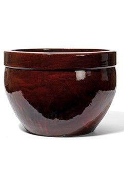Kyros Keramikkubel Tropic Red Pflanzkubel Pflanzen