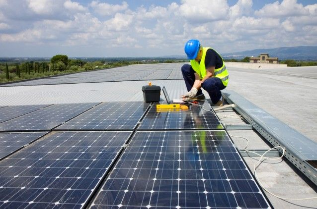 Verizon Announces 40 Million Solar Energy Investment Solar Panels Solar Solar Panel Companies