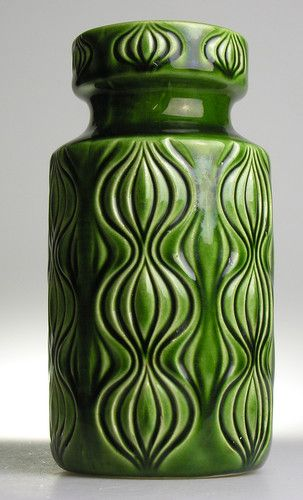 Scheurich West German Pottery vase