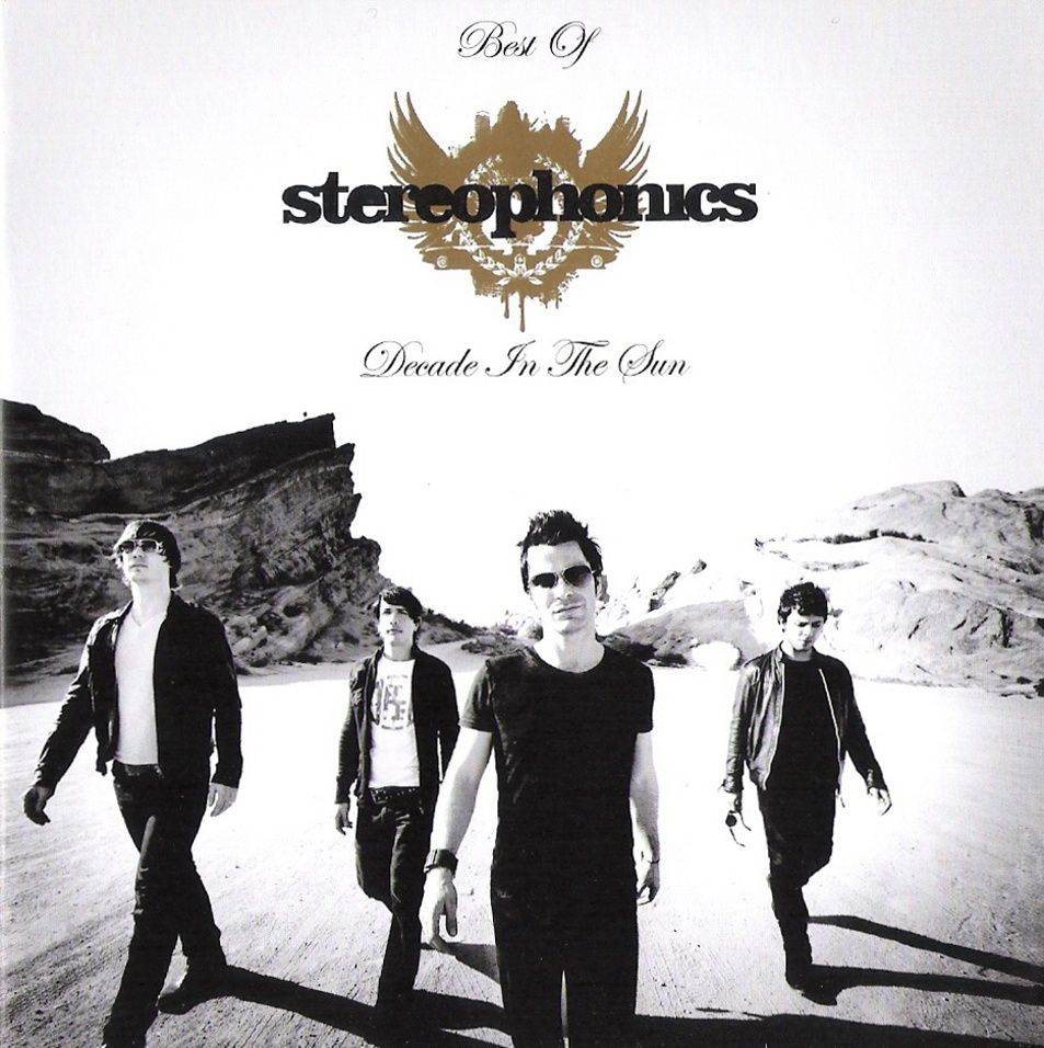 #DecadeintheSun: Best of #Stereophonics is a compilation #album of greatest hits by #Stereophonics. The album #debuted at #no2 with sales of #67073 in the #UK. The #album spans all six of the band's studio LPs, an #impressive sequence of hits that spawned five #1s and #ninemillion album sales #worldwide.