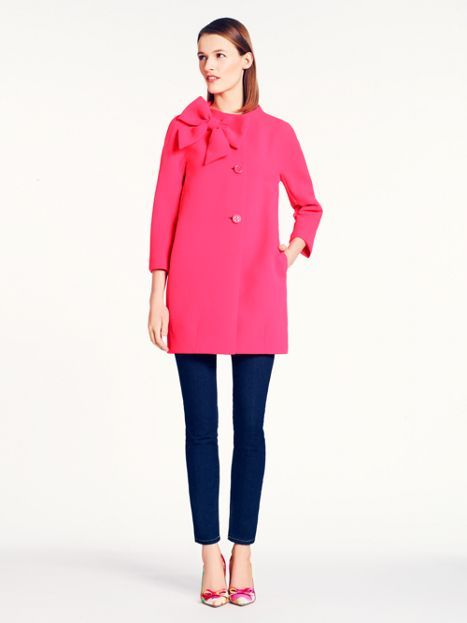 17 Best images about Kate Spade Coats on Pinterest | Coats, Back ...