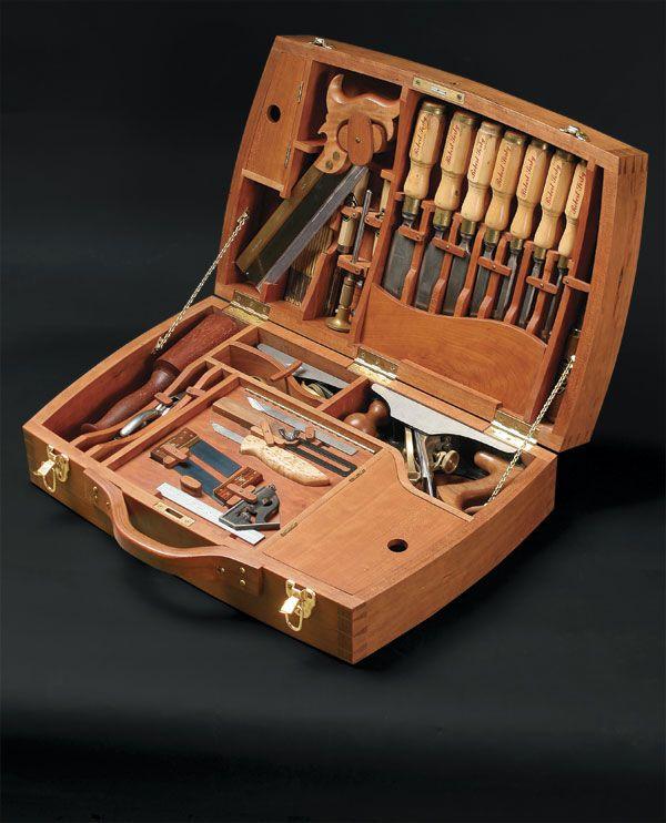 The Best Tool Box Design By A1jim Lumberjocks Com Woodworking