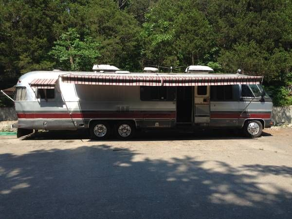 Airstream Rv Craigslist Classifieds Used Trailers Motorhomes