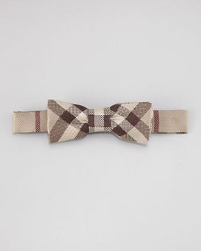 ad15dda85091 burberry check bowtie | Baby/Kid Fashion | Baby burberry, Burberry ...