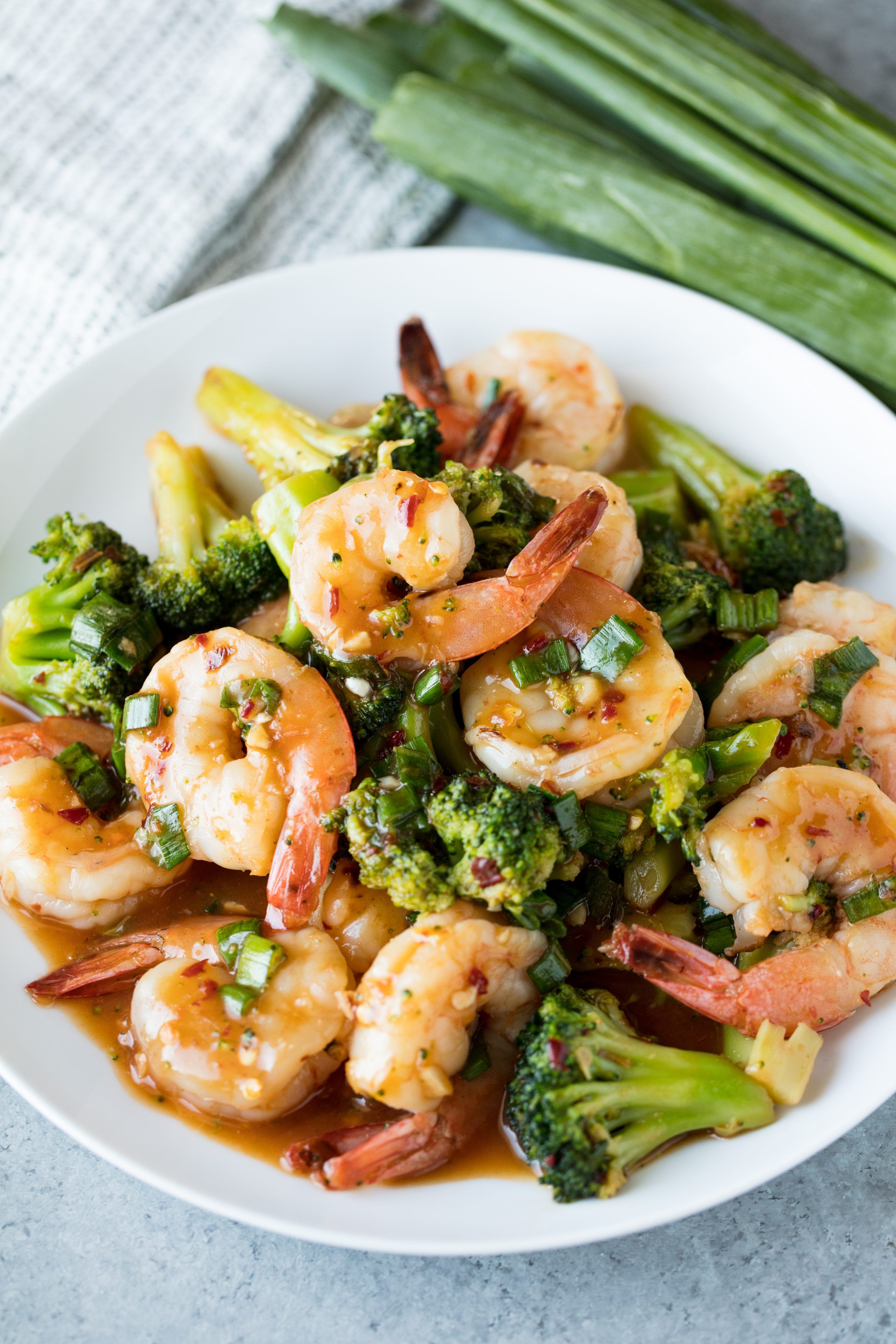 Spicy szechuan shrimp and broccoli recipe super easy broccoli spicy szechuan shrimp and broccoli chinese food recipeschinese forumfinder Images