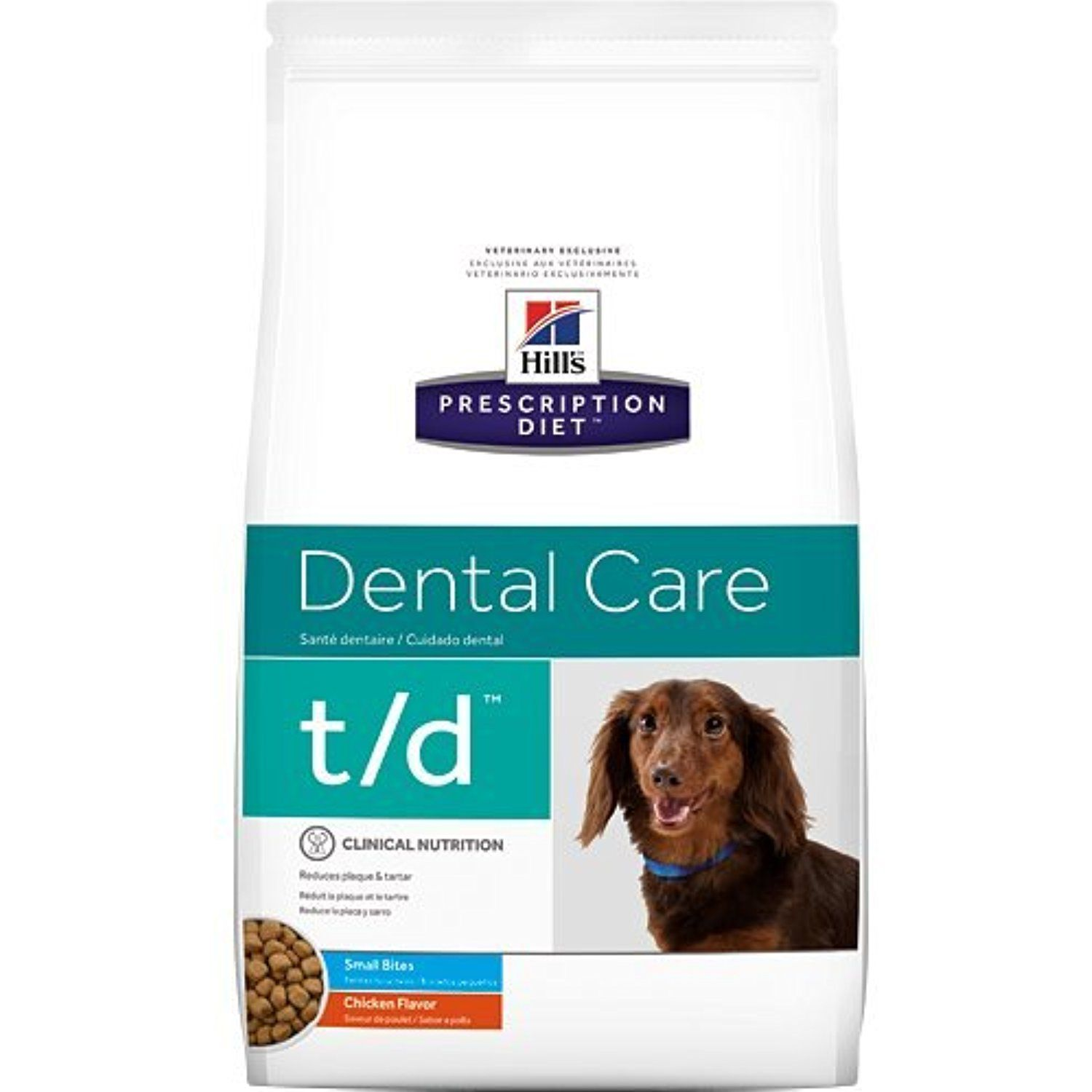 Hill's Pet Nutrition t/d Canine Dental Care Small Bites