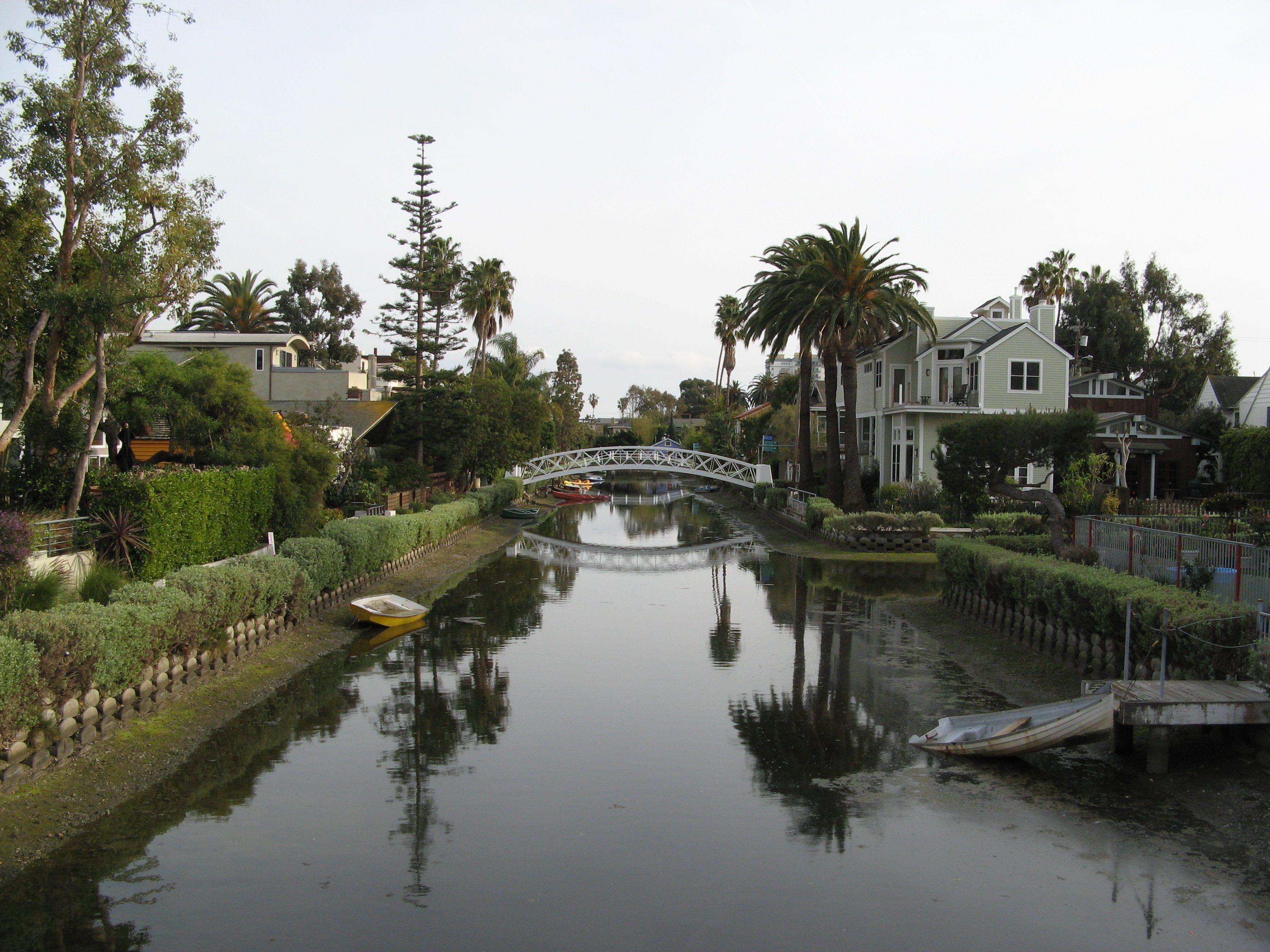 Hidden Venice Beach A Walking Tour