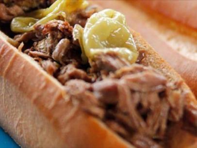 Drip Beef Sandwiches Rezept | Ree Drummond | Food Network   - Food - #Beef #Drip #Drummond #Food #Network #Ree #Rezept #Sandwiches #beefdishes