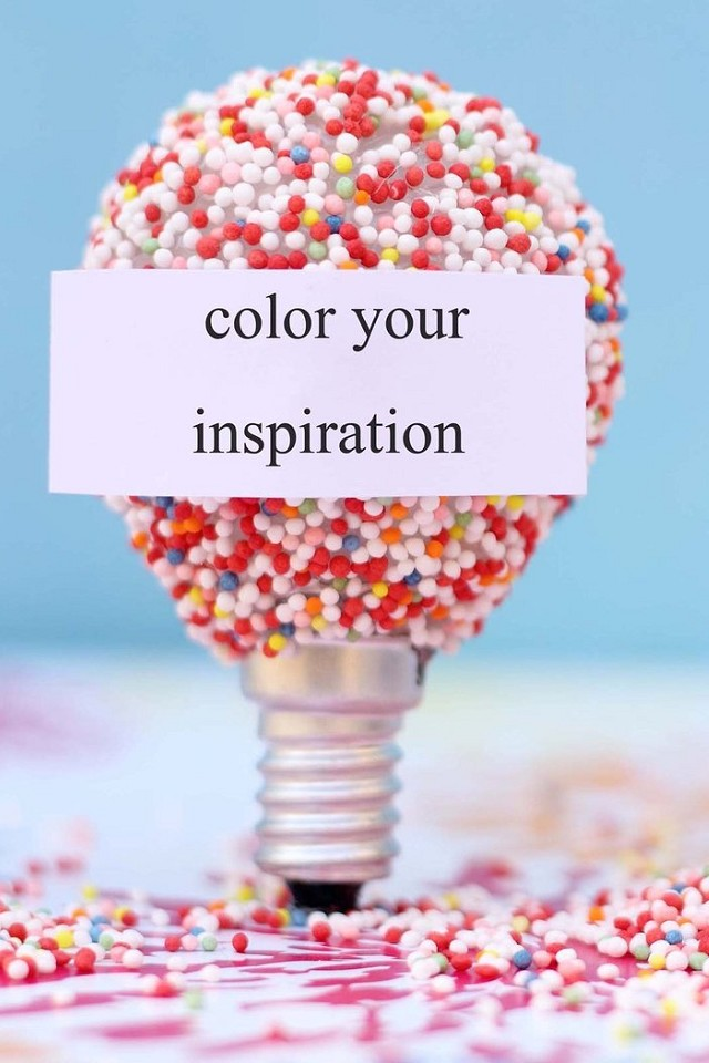 Color Your Inspiration...