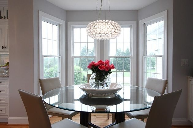 Dining Table Light Height: Pendant Lights Over Dining Table Height