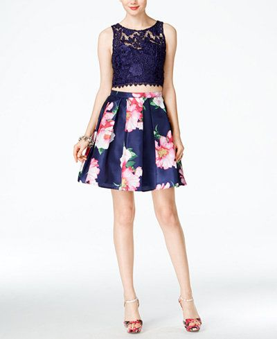 Short Spring Formal Dance Dresses Junior