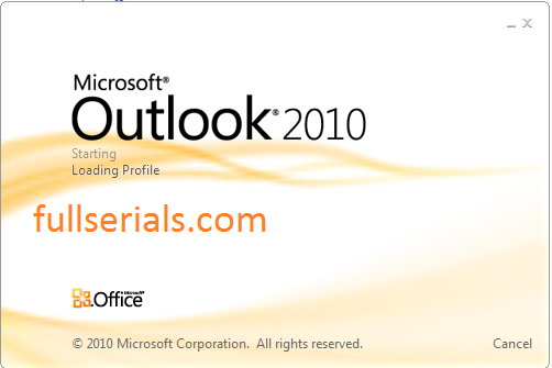 Microsoft Outlook 2010 Crack Free Download
