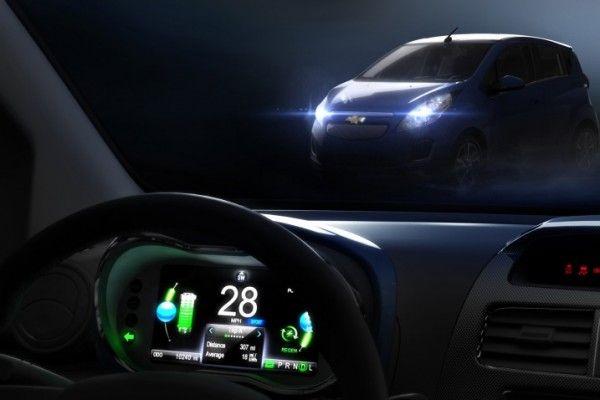 2014년형 스파크 전기차가 LA 모터쇼에서 공개될 예정인가 보네요.   Green Car Reports takes a look at plans by Chevrolet to unveil at the 2012 Los Angeles Auto Show its new 2014 Spark electric car.