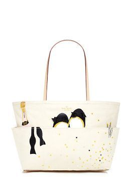 Kate Spade Wedding Tote Bag Gifts For The Bride Kate Spade Bridal Canvas Shoulder Bag Kate Spade Wedding