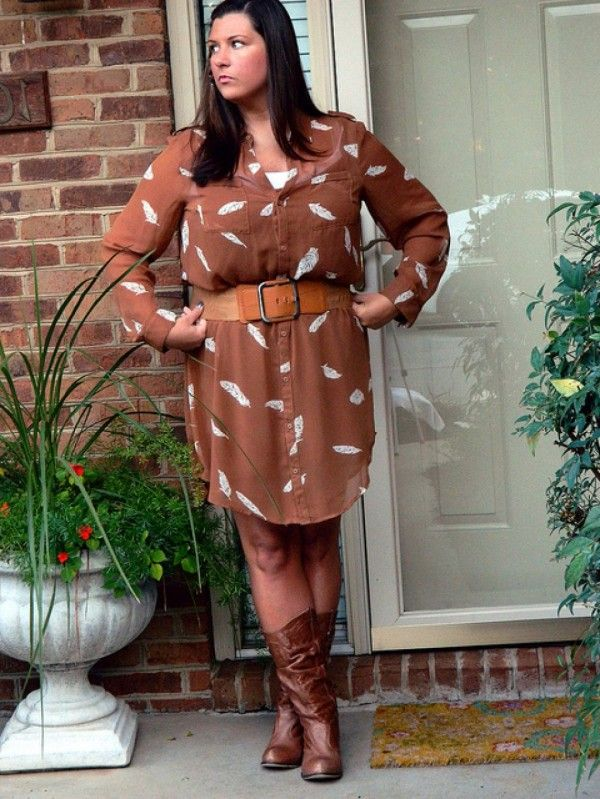 Fall Plus Size Fasion Love The Boots Plus Size Clothes And Style