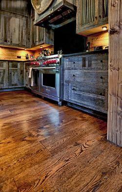 Wide Plank Flooring