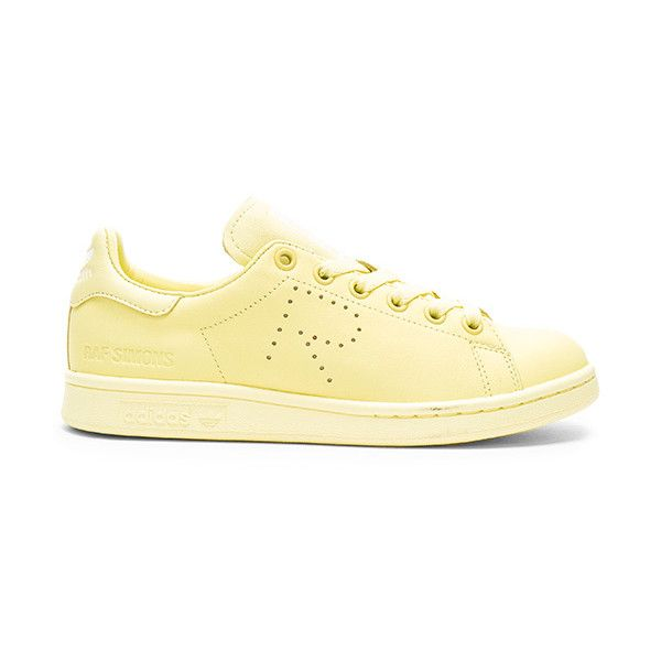 471390f3c1bfc adidas by Raf Simons Stan Smith Sneaker Shoes ( 400)   liked on Polyvore  featuring shoes