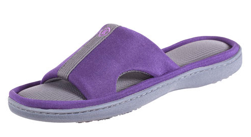 Isotoner active slippers are the perfect accessory for ...