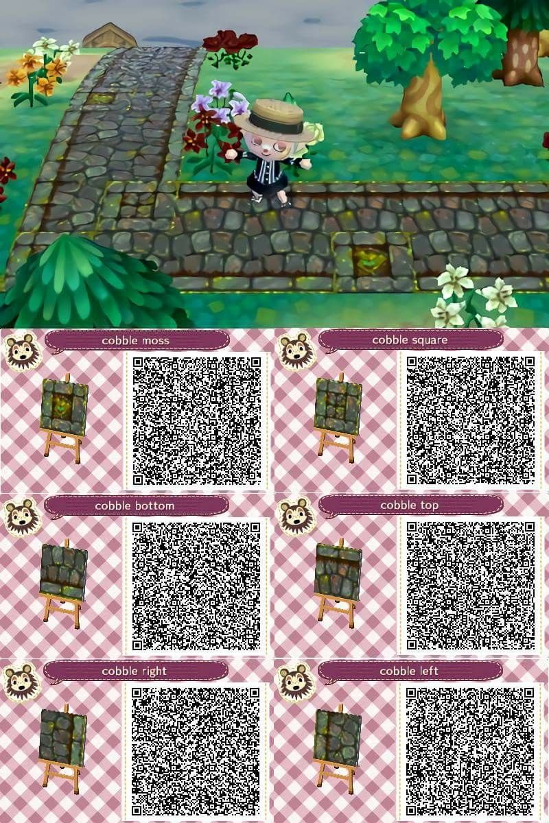 Pin By Ines Bc On Acnl Qr Codes New Animal Crossing Animal